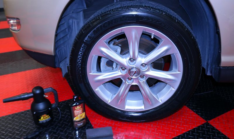 Pinnacle Advanced Tire Cleaner
