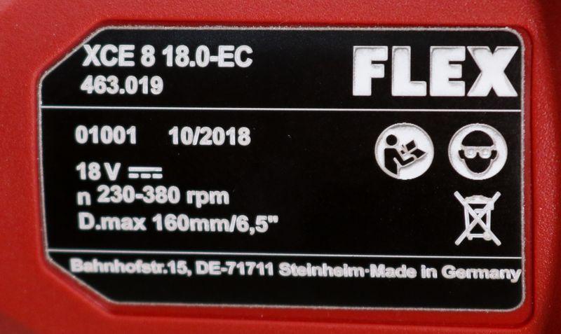 NEW FLEX Cordless 3401 aka the Cordless BEAST!